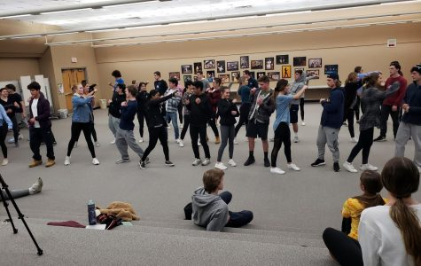 Orchesis Dance Company dances into the new year