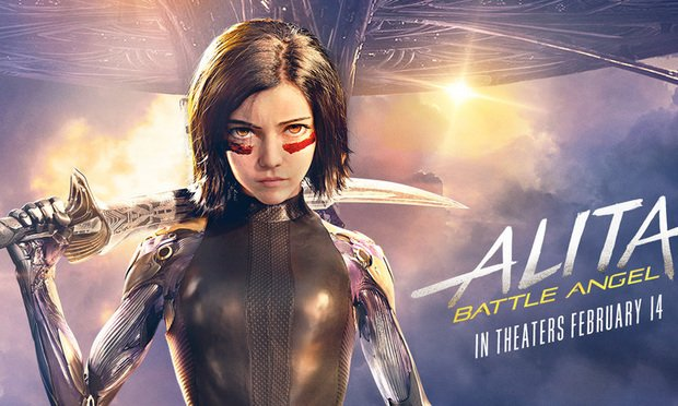 Alita%3A+Battle+Angel+Movie+Review