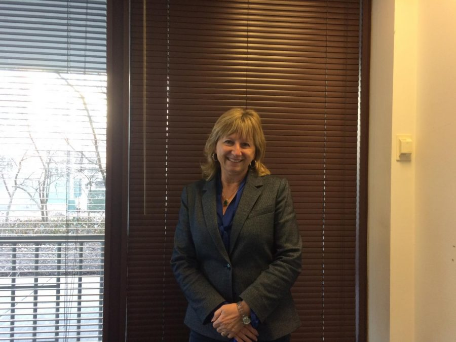Interview with a candidate: Patty Gustin