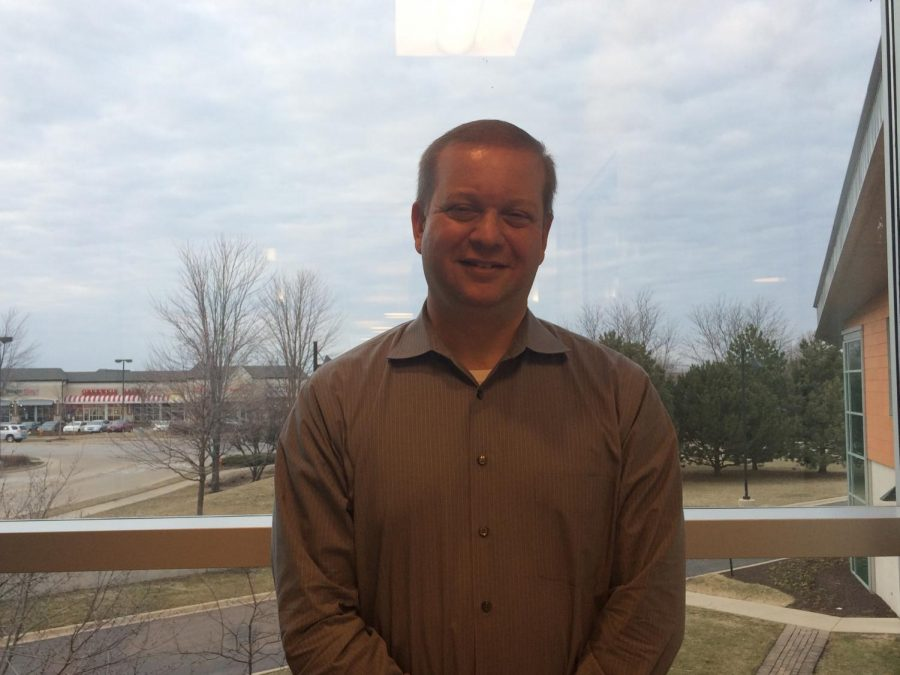 Interview with a candidate: Bradford Miller