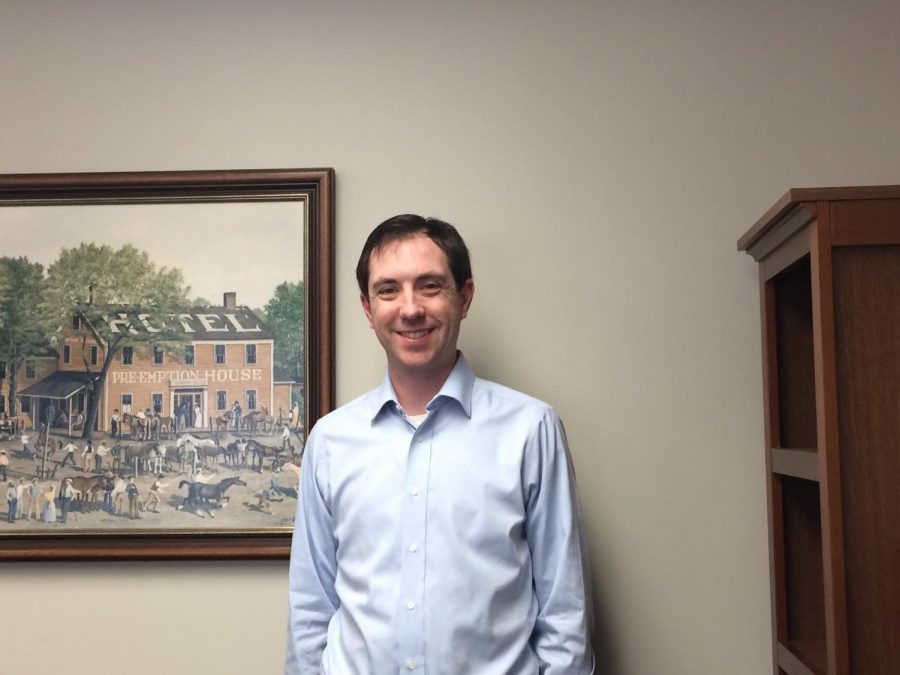 Interview with a candidate: Patrick Kelly