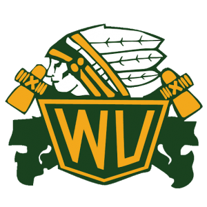 Chief Waubonsie underwent a redesign to become cleaner and more modernized. This is only in the aesthetic sense because the use of the mascot is still antiquated and morally stained. The redesigned logo is featured above.