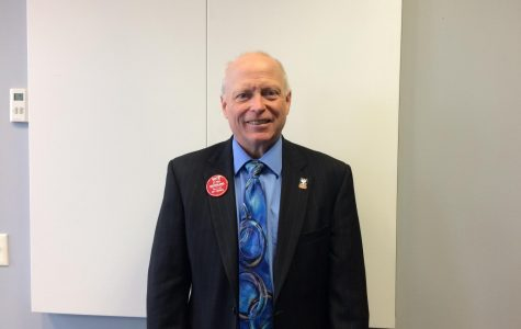Interview with a candidate: Paul Hinterlong
