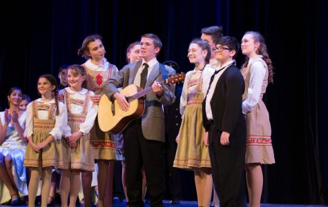 The spring musical: The Sound of Music