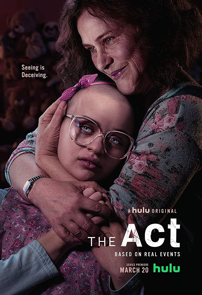 """The Act"" puts out new episodes every Wednesday on Hulu, and it has only around 3 episodes left before the season finale. Photo Courtesy of IMDb."