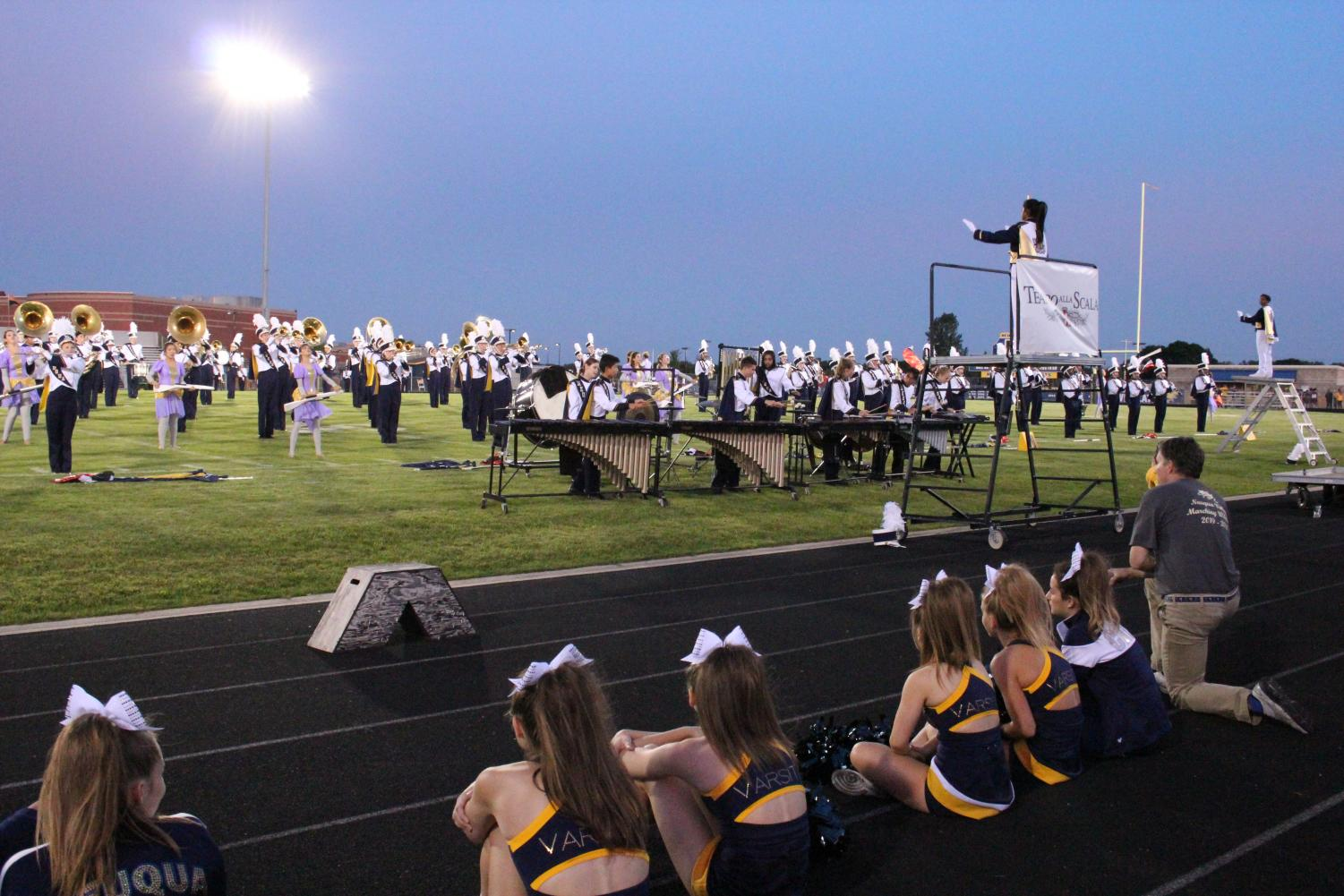 The+Neuqua+Valley+Marching+Band+%0A+Scrimmage+Night+%2808%2F23%2F2019%29+