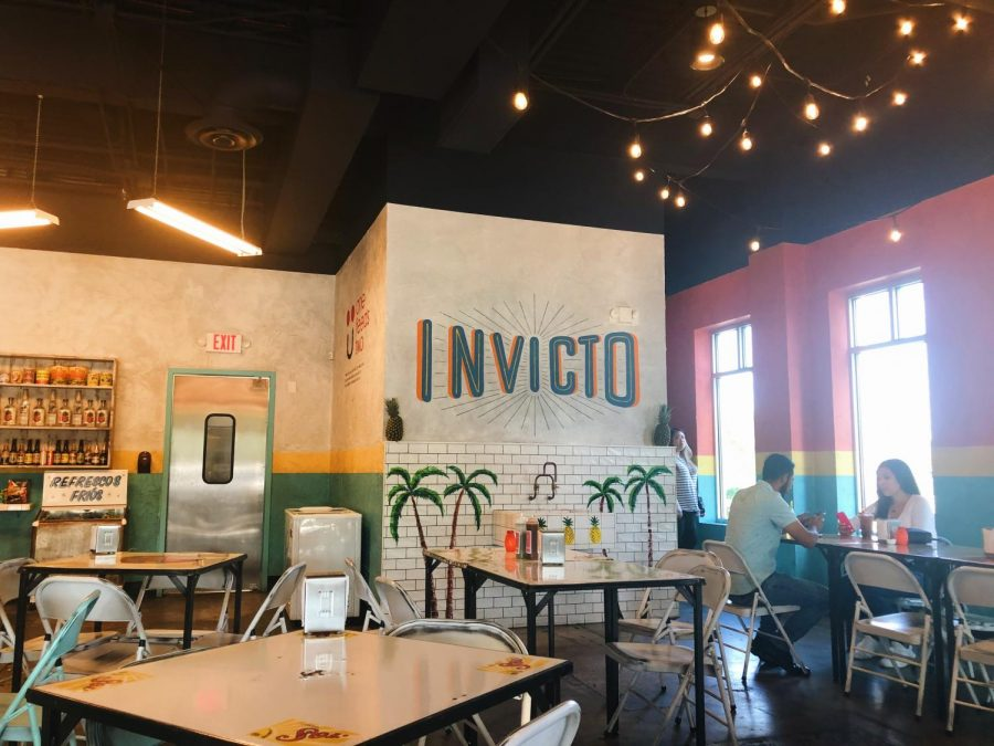 The+decor+of+Invicto+showing+the+authentic+layout+of+the+place.
