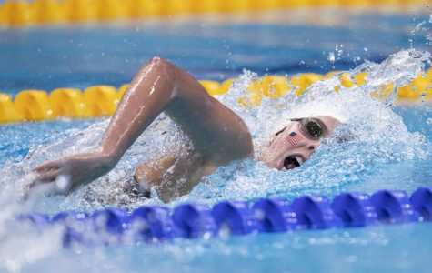 Rachel Stege takes the World Junior Swimming Championships by storm