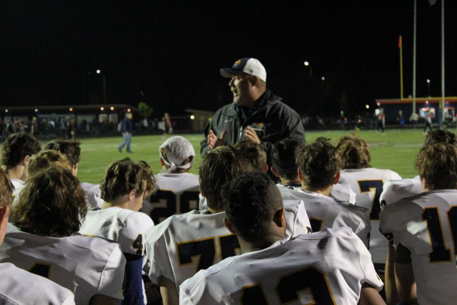 The+Neuqua+Valley+varsity+football+team+played+versus+Naperville+North.+Neuqua+Valley+wins+with+the+score+of+45-14.%0A%0A