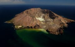 New Zealand's volcanic eruption on Whakaari Island