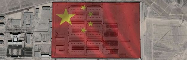 Concentration Camps in China
