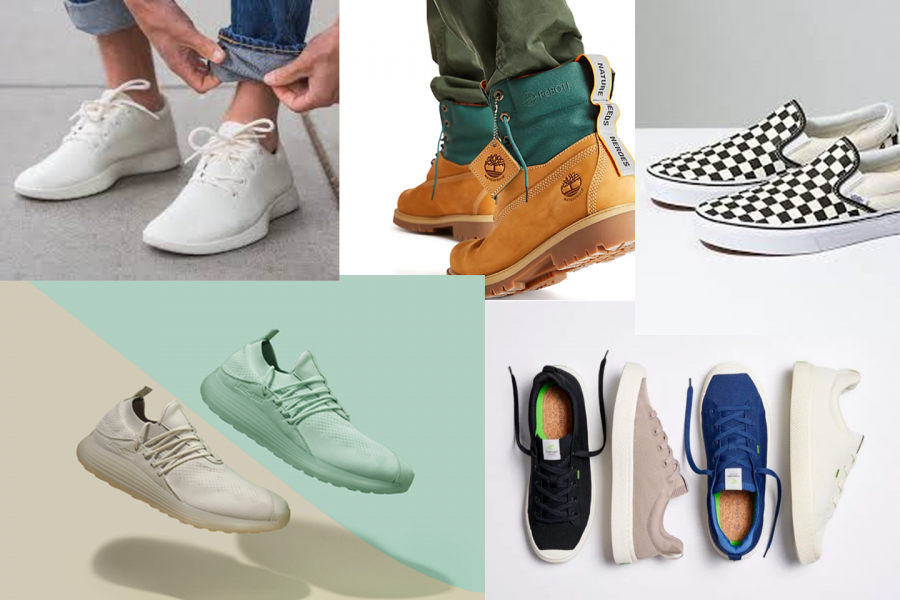 From+top+left+to+bottom+right%3A+Allbirds+Wool+Runners%2C+Timberland+ReBOTL%2C+Vans+slip-ons%2C+Lane+Eight+trainers%2C+Cariuma+IBI