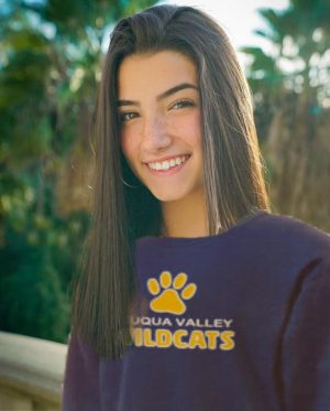 Rene-Great Addition to Neuqua Valley: Charli D'Amelio Moves to Naperville!