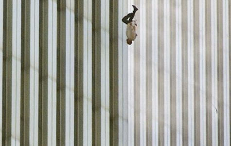 This image of a falling man from the Twin Towers led to public outburst of emotion. When asked about the photo, the photographer, Richard Drew, wanted people to view the man as an