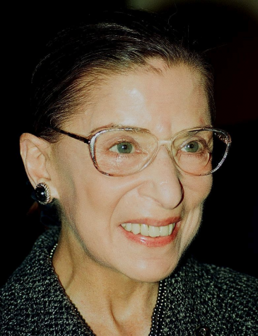 A cultural icon and leader for the women's rights movement, Ginsburg became one of the foremost leaders in the fight for equality. She paved the way for others to follow her path and serves as an inspiration to many. Though she is now gone, the support in the wake of her death is a testament to the legacy she is leaving behind.