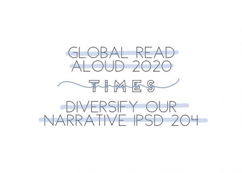 Diversify Our Narrative member Saloni Trivedi aims to educate students on the importance of diversity and acceptance through Global Read Aloud. This will expand education and the selection of novels read in class to be more inclusive and diverse in District 204.
