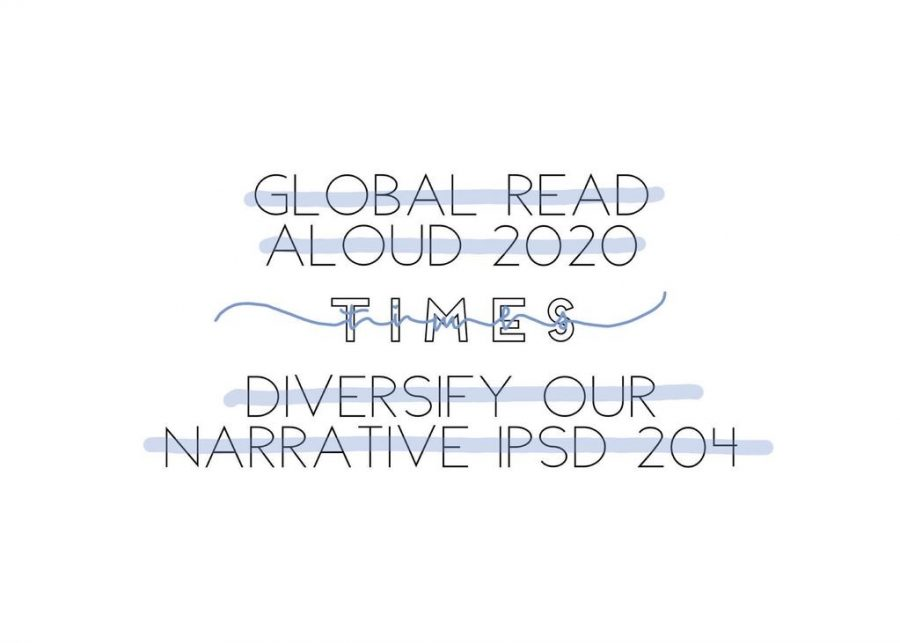 Diversify+Our+Narrative+member+Saloni+Trivedi+aims+to+educate+students+on+the+importance+of+diversity+and+acceptance+through+Global+Read+Aloud.+This+will+expand+education+and+the+selection+of+novels+read+in+class+to+be+more+inclusive+and+diverse+in+District+204.