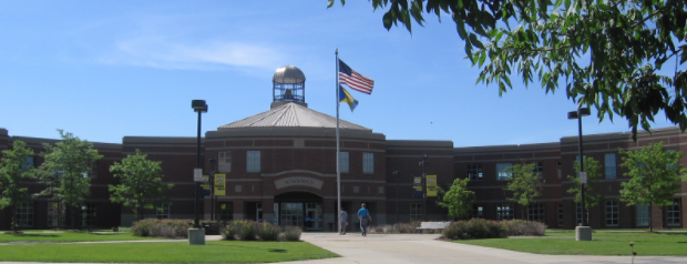 Picture of Neuqua Valley High School. Neuqua's Senior Advisor program has helped seniors emerge into young leaders while helping freshmen learn valuable life lessons.