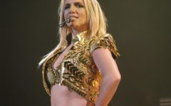 Britney Spears at one of her Toronto shows, pictured before her conservatorship.