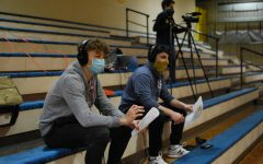 With live broadcasts and real-time commentators, the media team adds an amazing aspect to  high school sports.