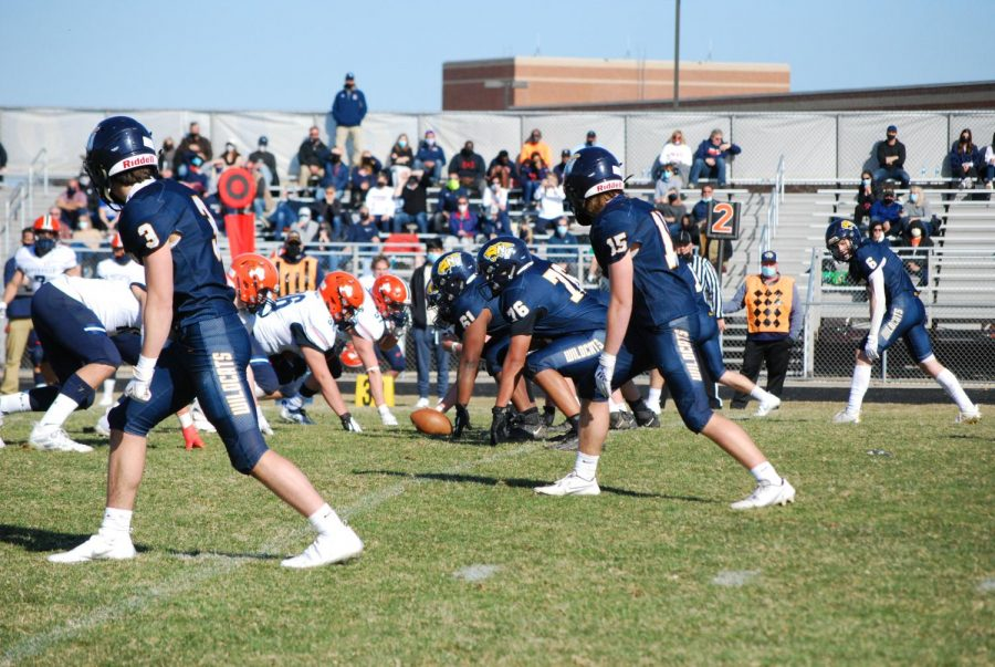Neuquas football team has not played a game since fall of 2019.