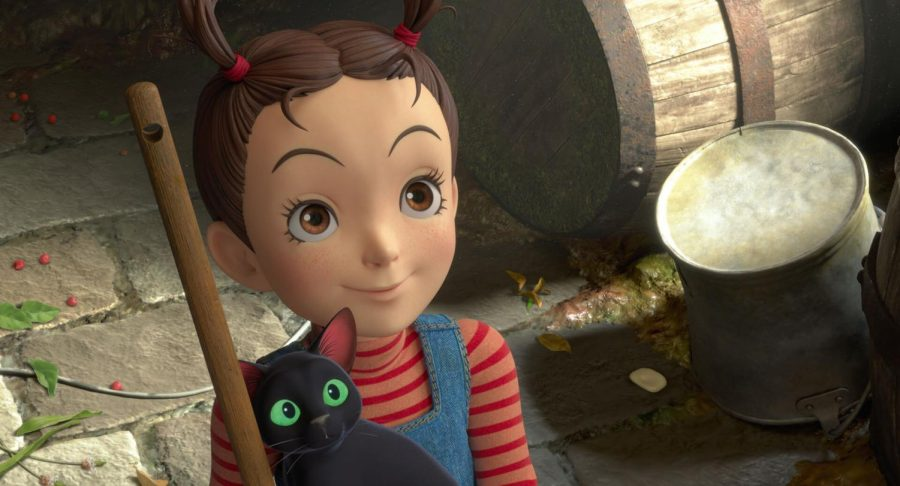 A+screencapture+from+Studio+Ghibli%27s+%22Earwig+and+the+Witch%22