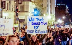Anti-Trump protests have occurred across the country since before Trump's presidency in 2016. These sentiments seem to have fueled subsequent impeachment trials.