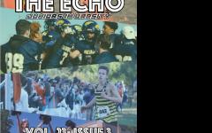 The Echo Magazine 23.3 - Juniors in Varsity