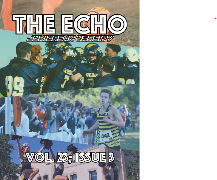 The Echo Magazine 23.3 - Juniors in Varsity