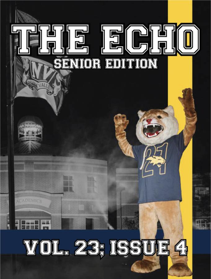 The Echo Magazine 23.4 - The Senior Issue