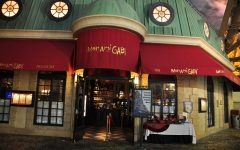 Mon Ami Gabi, a French based restaurant, started right here in Chicago, Illinois! There are many locations located across the United States. The goal was to serve dishes focused around casual French bistro meals.