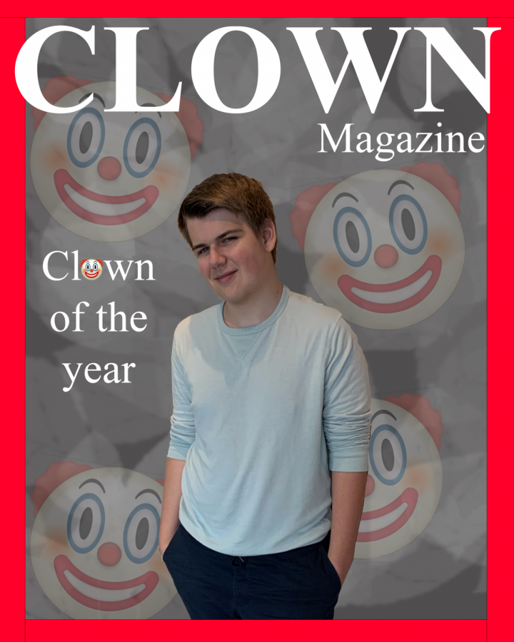 The clown of the year