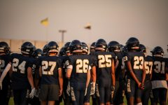As the 2021-2022 school year starts, the NVHS football team gets their season started with a successful scrimmage game.