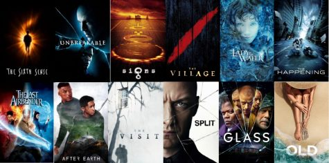 """From """"The Sixth Sense"""" to """"Old,"""" M. Night Shyamalan's career spans 14 films and almost three decades."""