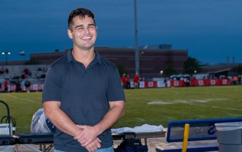 Joey Rhattigan, Football (Class of 2013)