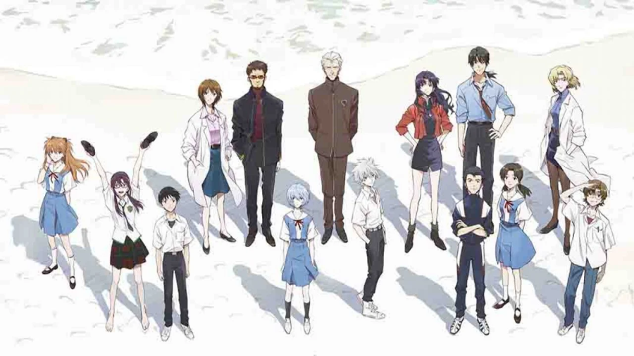 The+cast+of+Evangelion+is+finally+given+a+definitive+conclusion.